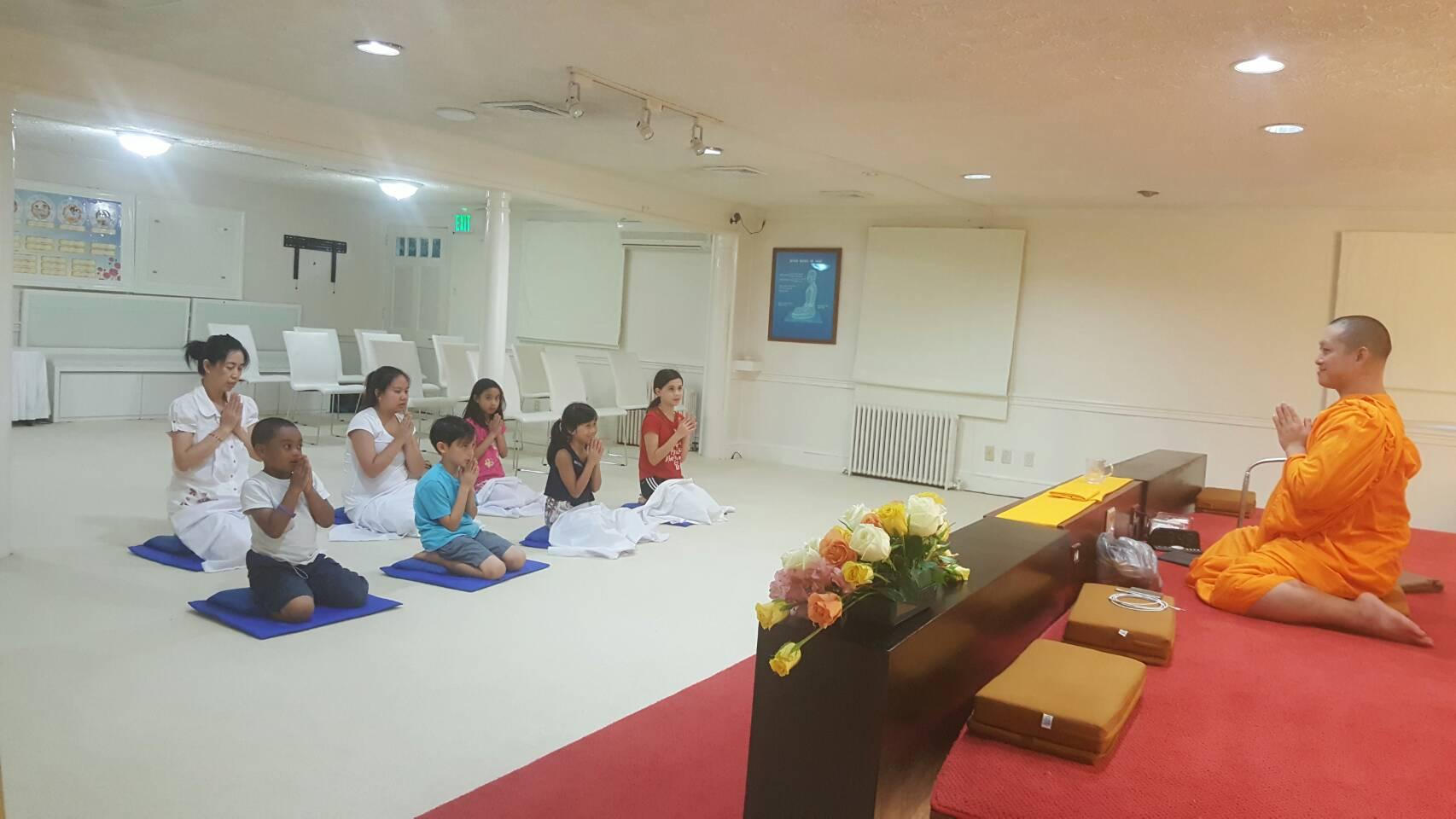 Meditation Class for Kids